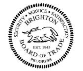 brighton board of trade logo
